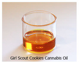 Girl Scout Cookies Cannabis Oil [10 grams]