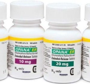 Opana [ oxymorphone hcl 5mg,10mg , 20mg , 40mg]