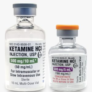 Ketamine [ 10mg/ml 500mg/10ml 100mg/ml]
