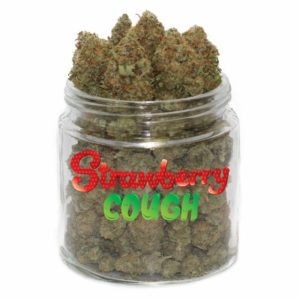 strawberrycough jar