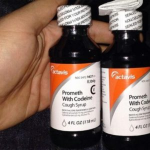 prometh with codeine cough syrup {4fl OZ (118ml)}