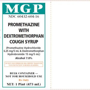 MGP COUGH SYRUP